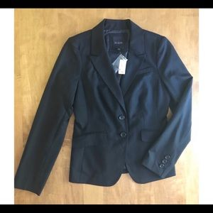 NWT The Limited Collection Black Suit Blazer Sz 6